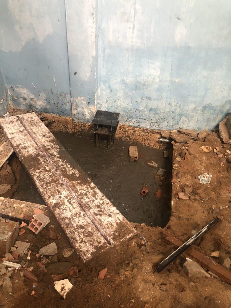 Sửa Chữa Nâng Tầng Nhà Móng Yếu Bằng Sàn Vật Liệu Nhẹ Cemboard 13