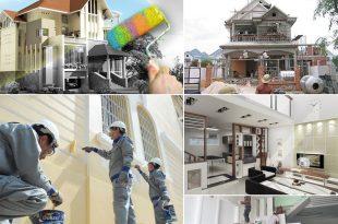 Dịch Vụ Sửa Chữa, Cải Tạo Nhà Tại HCM 1