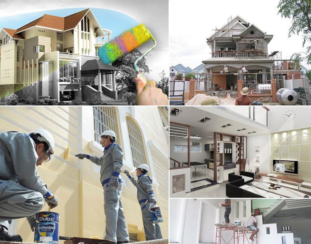 dịch vụ sửa chữa, cải tạo nhà uy tín hcm