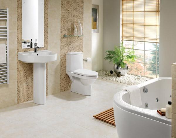 Báo Giá Vật Liệu Xây Dựng: Thiết Bị Vệ Sinh (chậu lavabo, vòi rửa, bồn cầu, vòi sen...) 3