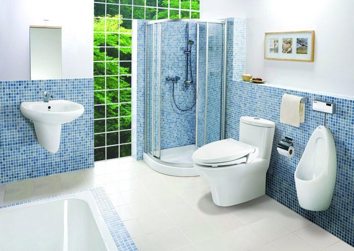 Báo Giá Vật Liệu Xây Dựng: Thiết Bị Vệ Sinh (chậu lavabo, vòi rửa, bồn cầu, vòi sen...) 2
