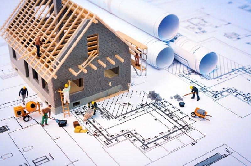 cách tính chi phí xây dựng một ngôi nhà