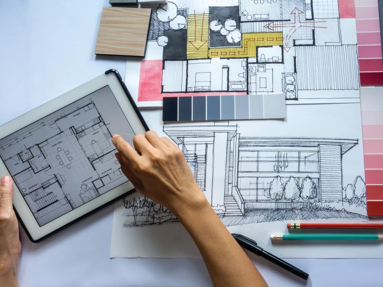 lưu ý khi học nghề thiết kế nội thất