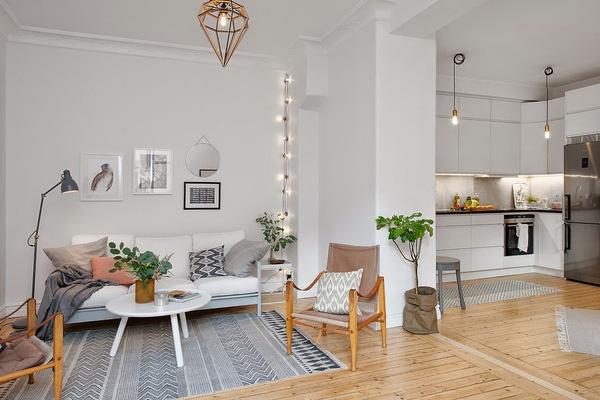 nội thất phù hợp cho chung cư nhỏ