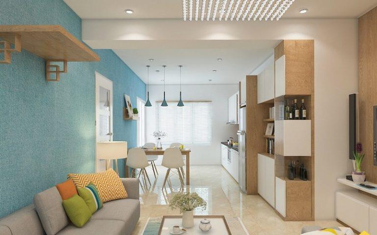 thiết kế nội thất chung cư có diện tích nhỏ