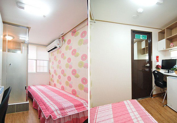Căn Phòng Tiện Nghi Chỉ 3-6m2: Xu Hướng Được Ưa Chuộng Của Giới Trẻ Nhật - Hàn 5
