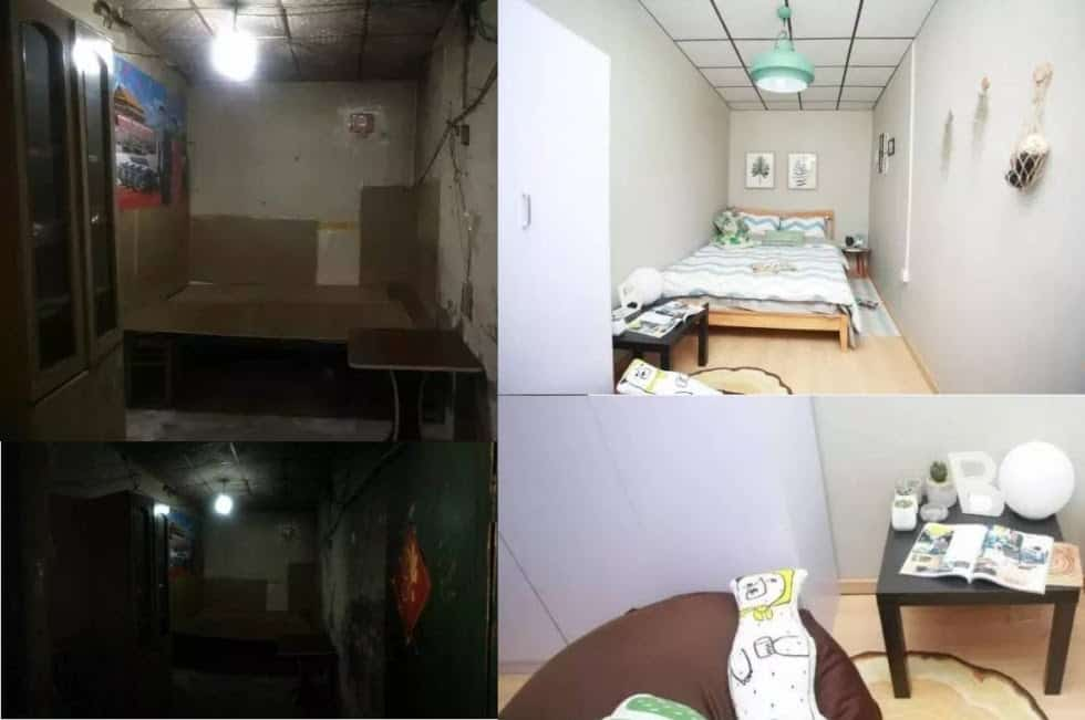 Báo Giá Biến Phòng, Nhà Trọ Cũ Thành Phòng - Nhà Trọ Mới Ở HCM 3