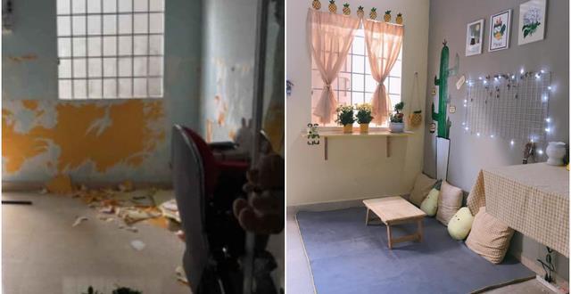 Báo Giá Biến Phòng, Nhà Trọ Cũ Thành Phòng - Nhà Trọ Mới Ở HCM 4