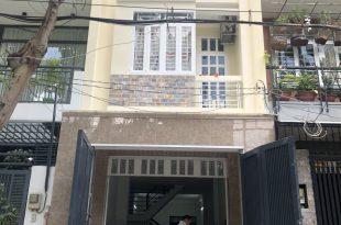 Sửa chữa nhà phố 3 tầng đường trục bình thạnh đẹp hiện đại 1
