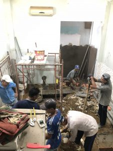Sửa Chữa Nhà Phố 3 Tầng Đường Trục Bình Thạnh Đẹp Hiện Đại 6