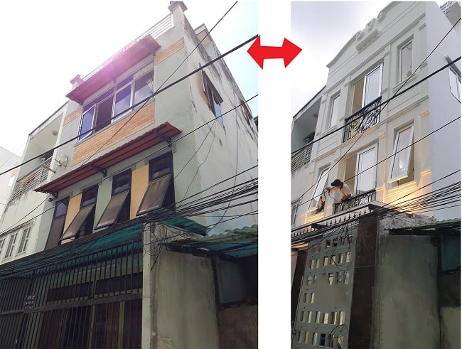 Báo Giá Biến Nhà Phố Cũ Thành Mới Ở Hồ Chí Minh 2