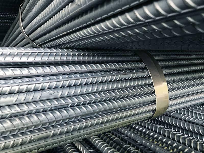 sắt - vật liệu làm sàn gác lửng phổ biến