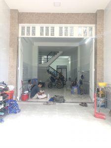 Sửa Chữa Nhà Phố 3 Tầng Đường Trục Bình Thạnh Đẹp Hiện Đại 8