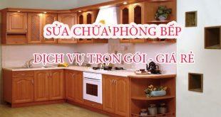 Top Báo Giá & Lưu Ý Sửa Chữa Phòng Bếp, Nhà Bếp Ở HCM 56