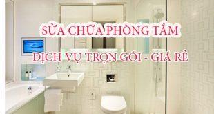 Top Báo Giá & Lưu Ý Sửa Chữa Phòng Tắm Ở HCM 45