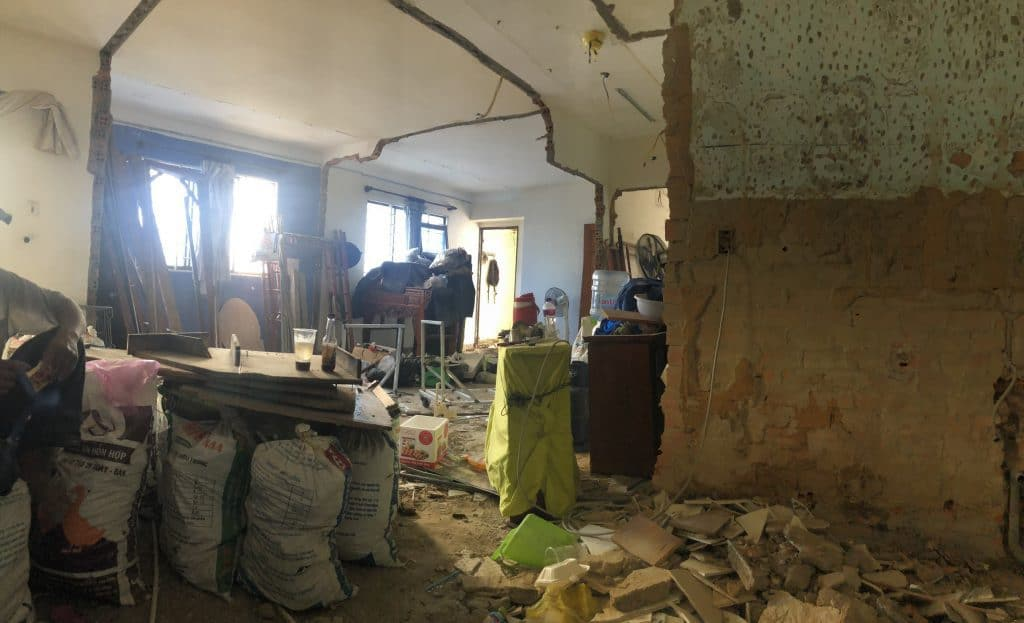Thiết Kế Thi Công Cải Tạo Chung Cư Mỹ Phước Quận Bình Thạnh 2 Phòng Ngủ 15