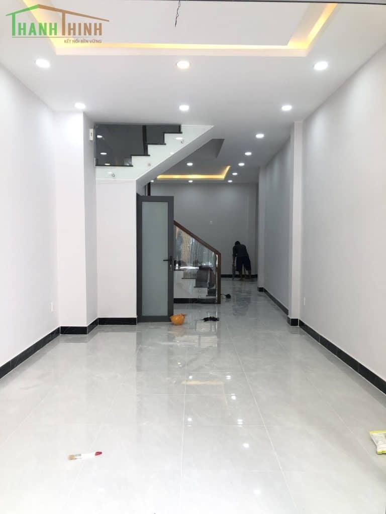Sửa Chữa Thêm Tầng Cemboard Nhà 1 Trệt 3 Lầu Quận 10 33