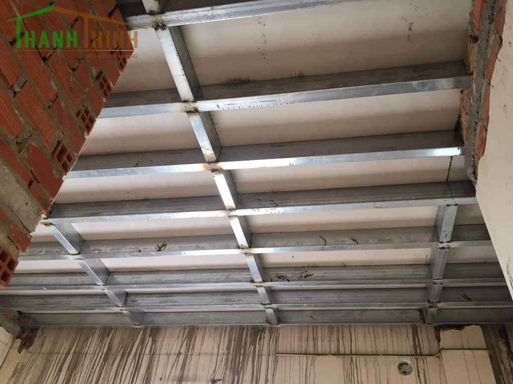 Sửa Chữa Thêm Tầng Cemboard Nhà 1 Trệt 3 Lầu Quận 10 30