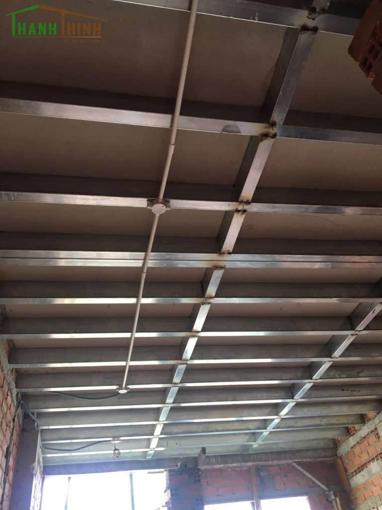Sửa Chữa Thêm Tầng Cemboard Nhà 1 Trệt 3 Lầu Quận 10 31
