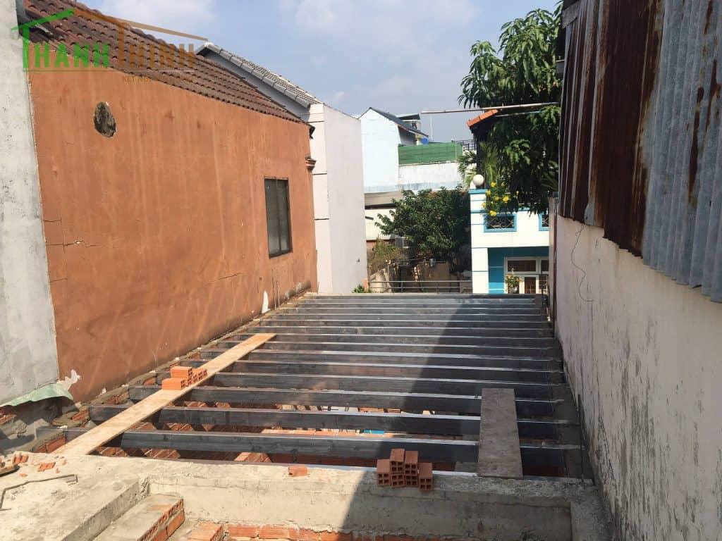 Sửa Chữa Thêm Tầng Cemboard Nhà 1 Trệt 3 Lầu Quận 10 28