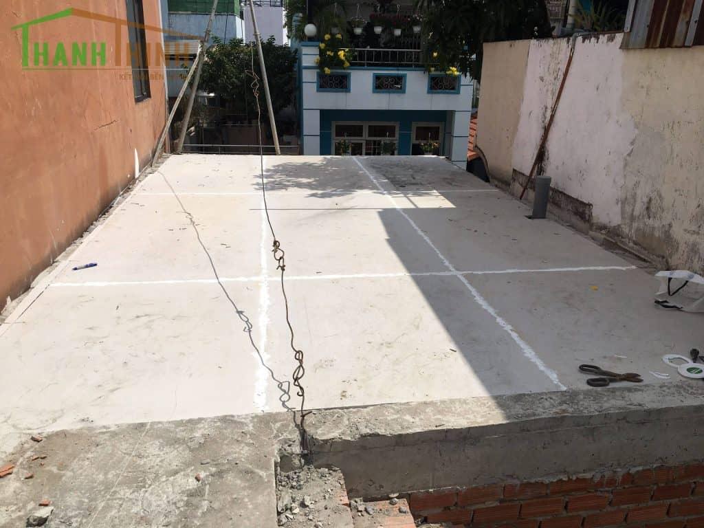 Sửa Chữa Thêm Tầng Cemboard Nhà 1 Trệt 3 Lầu Quận 10 29