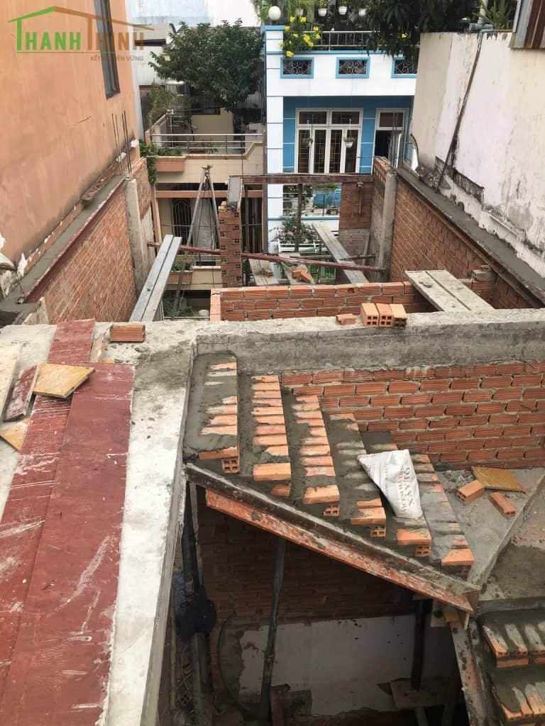 Sửa Chữa Thêm Tầng Cemboard Nhà 1 Trệt 3 Lầu Quận 10 24