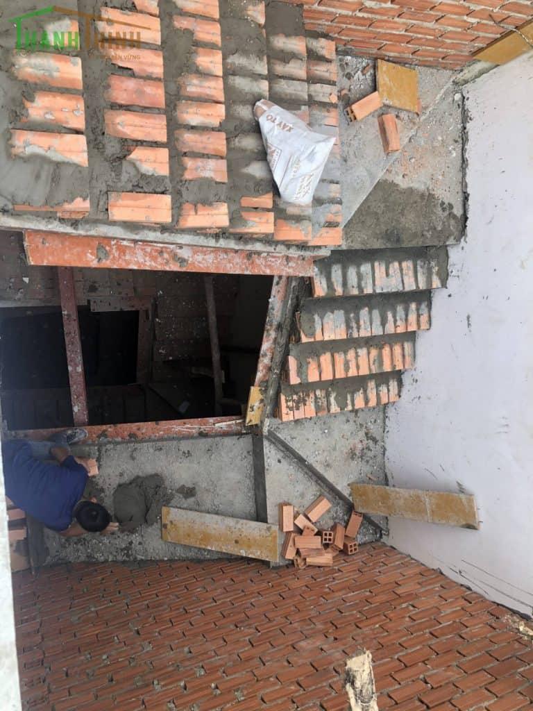 Sửa Chữa Thêm Tầng Cemboard Nhà 1 Trệt 3 Lầu Quận 10 23
