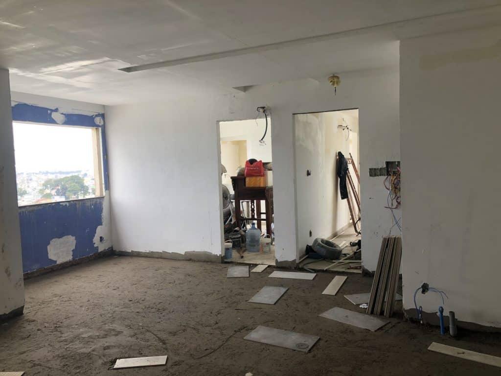 Thiết Kế Thi Công Cải Tạo Chung Cư Mỹ Phước Quận Bình Thạnh 2 Phòng Ngủ 24