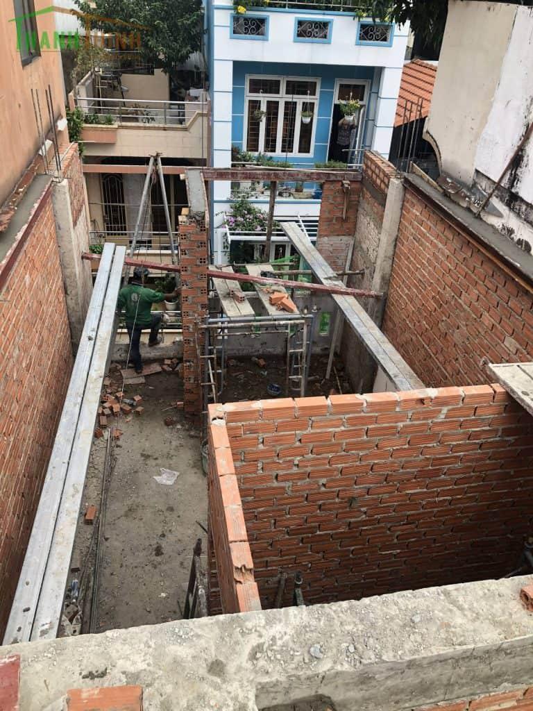 Sửa Chữa Thêm Tầng Cemboard Nhà 1 Trệt 3 Lầu Quận 10 25