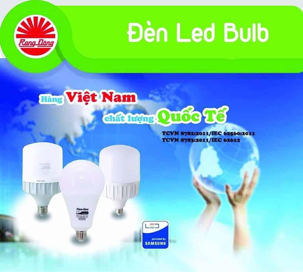 Bảng Báo Giá Đèn LED Rạng Đông 2