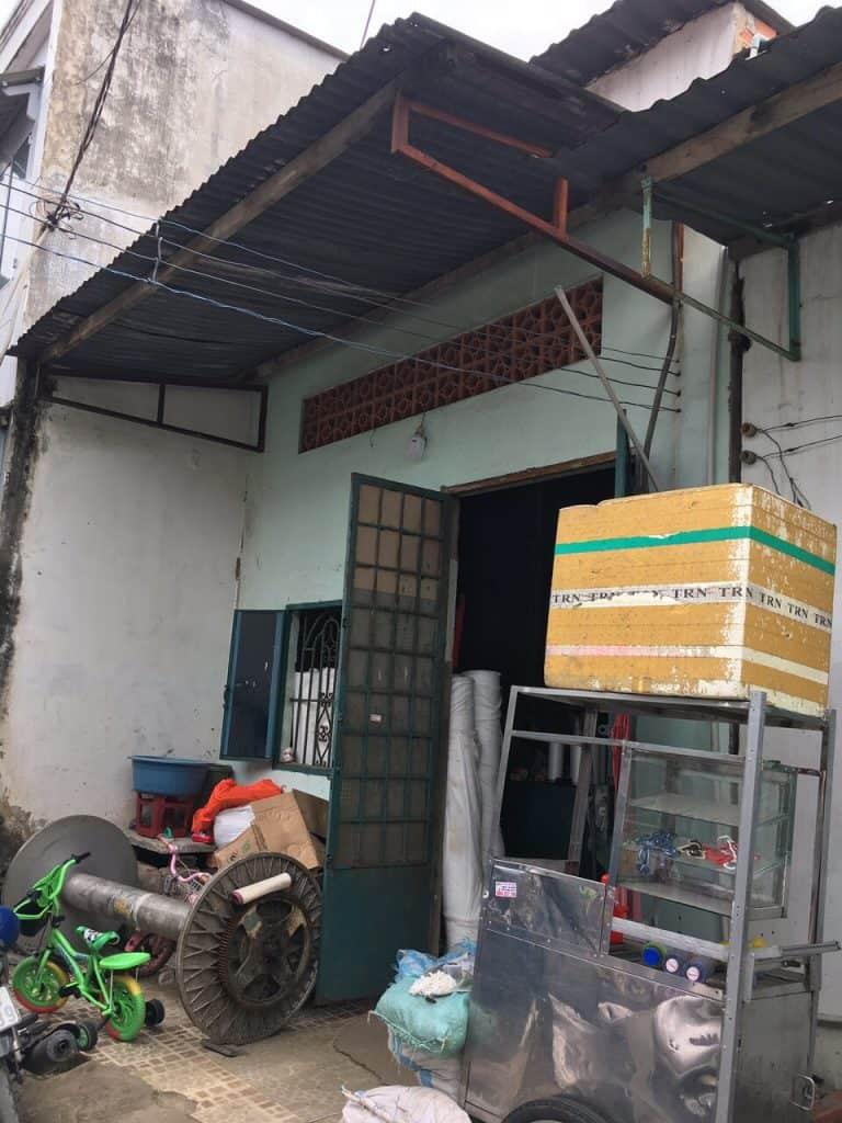 Sửa Chữa Nhà Nâng Tầng Nhà Cấp 4 Bằng Tấm Cemboard Thái Lan Ở Quận 12 1