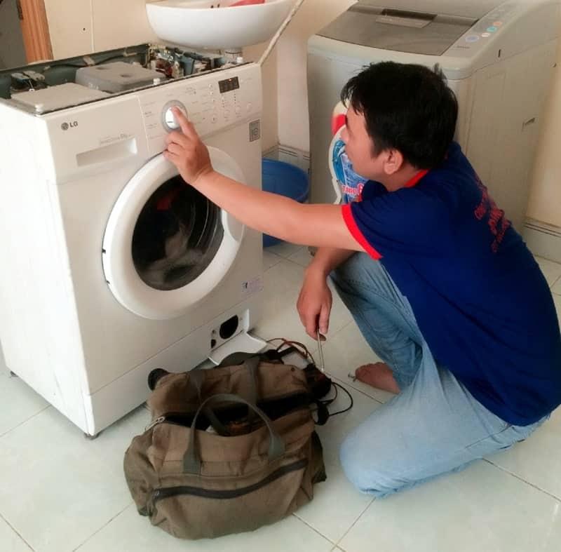 Bảng Giá Sửa Chữa, Bảo Dưỡng, Thay Thế Linh Kiện Máy Giặt 2