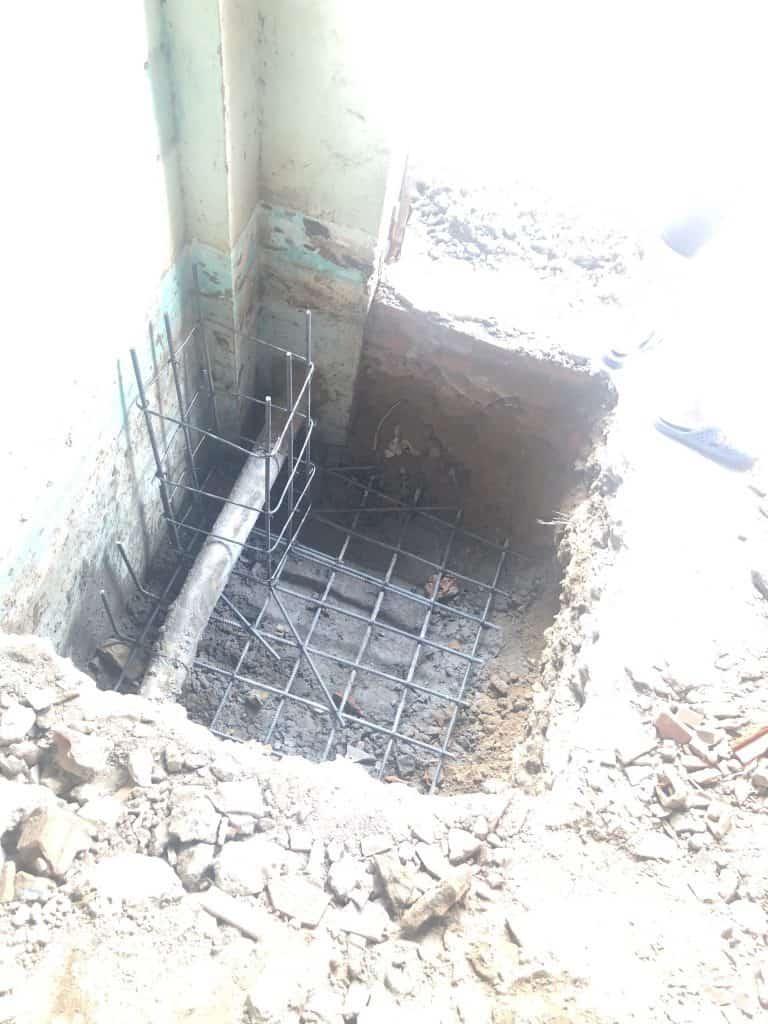 Sửa Chữa Nhà Nâng Tầng Nhà Cấp 4 Bằng Tấm Cemboard Thái Lan Ở Quận 12 5