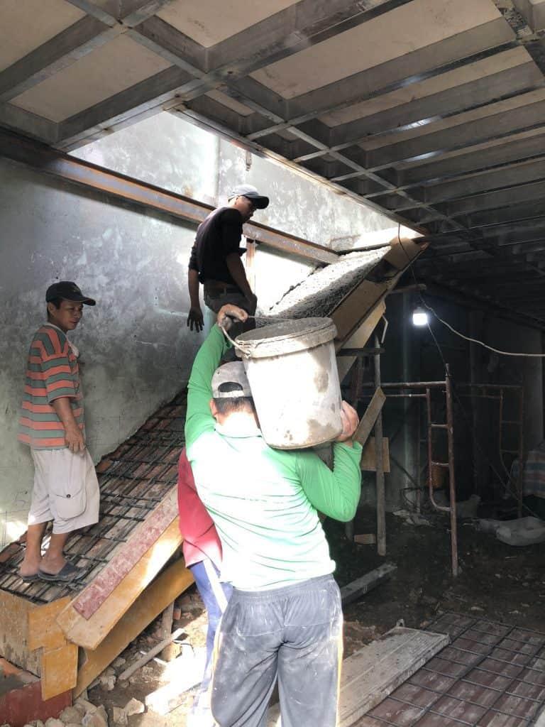 Sửa Chữa Nhà Nâng Tầng Nhà Cấp 4 Bằng Tấm Cemboard Thái Lan Ở Quận 12 15