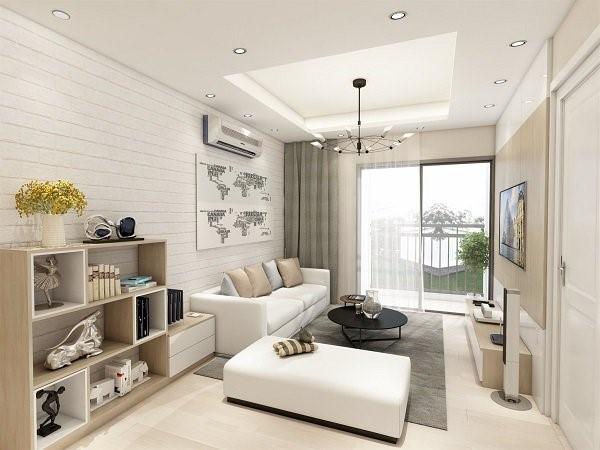 mẫu nội thất cho căn hộ 50 - 100m2