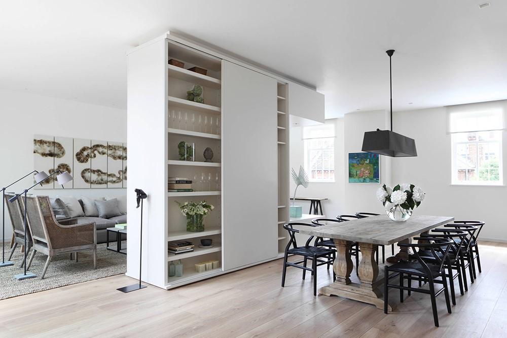 thiết kế nội thất đẹp cho nhà có diện tích trên 100m2
