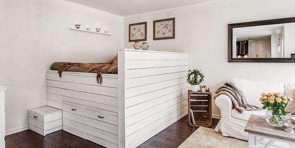 gợi ý nội thất phòng ngủ cho nhà diện tích nhỏ