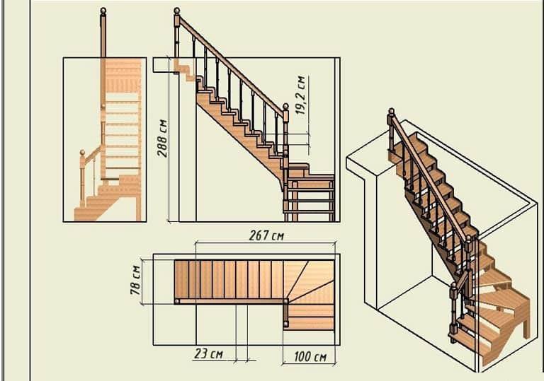 điều cần biết khi thay đổi vị trí cầu thang