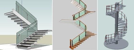 thay đổi vị trí cầu thang cần lưu ý điều gì