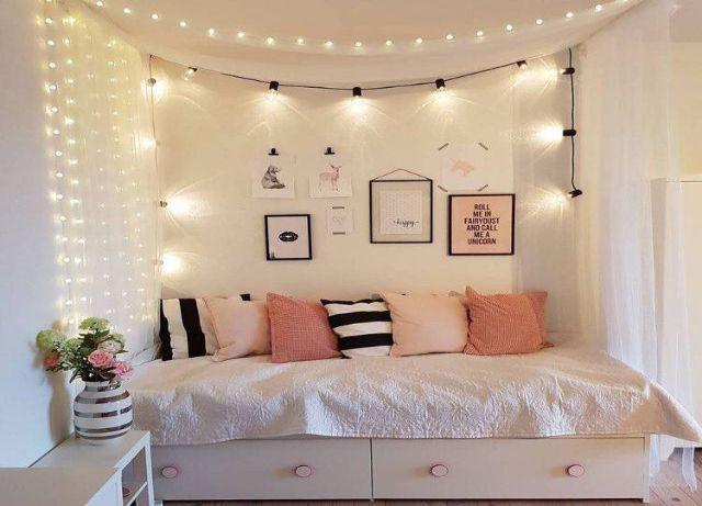 Cách trang trí phòng ngủ nhỏ đẹp