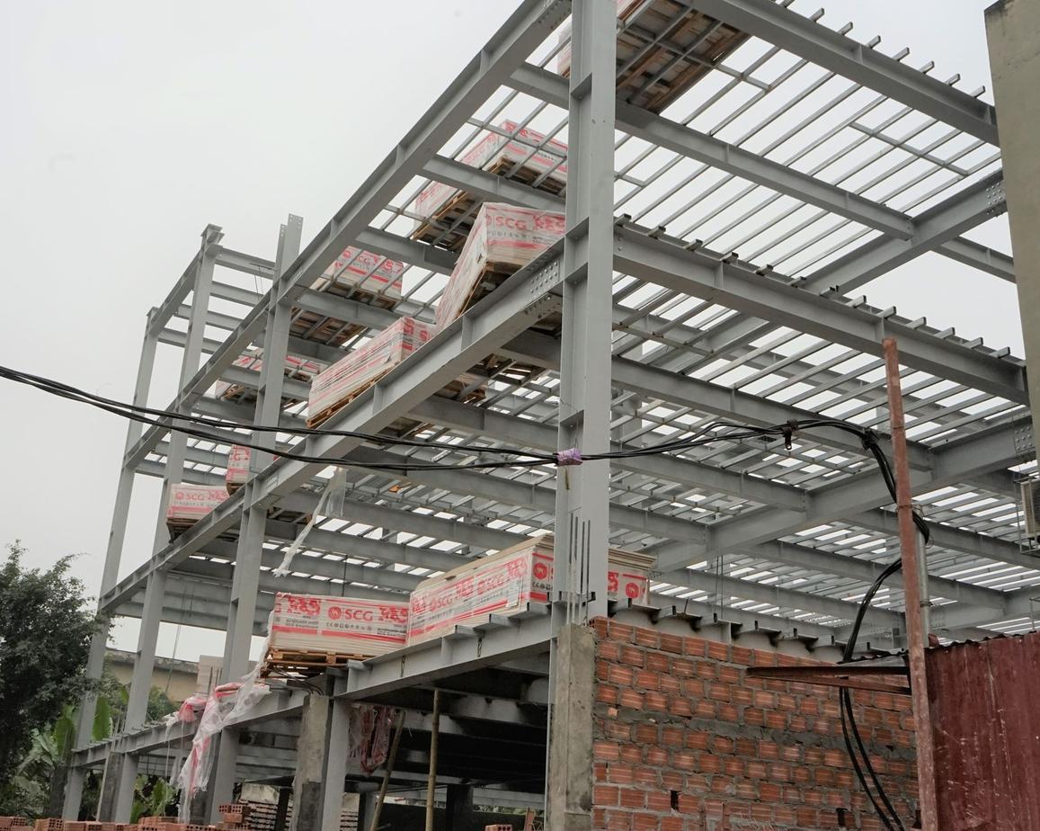 Cách nâng nhà 1 tầng thành 2 tầng