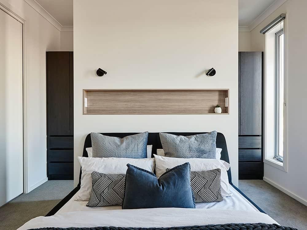 kinh nghiệm tách phòng ngủ cho căn hộ