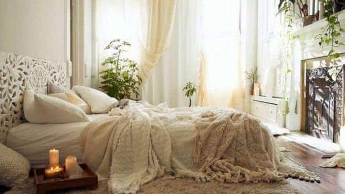 vật dụng trong phòng ngủ