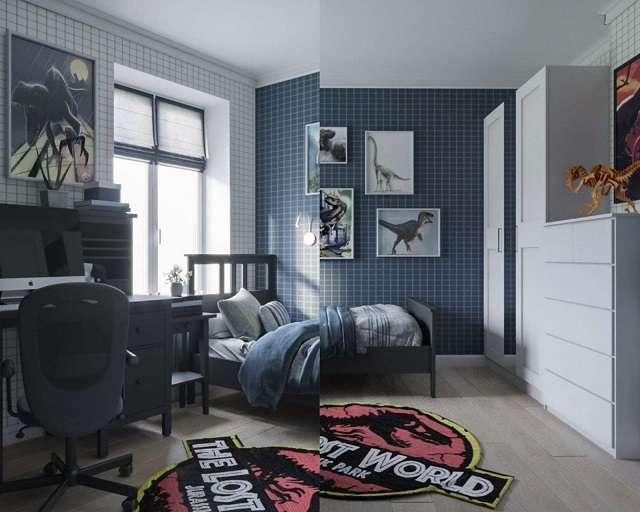 thiết kế phòng ngủ cho căn hộ chung cư nhỏ
