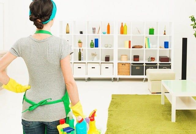 Mẹo giúp dọn nhà nhanh, sạch, hiệu quả nhất