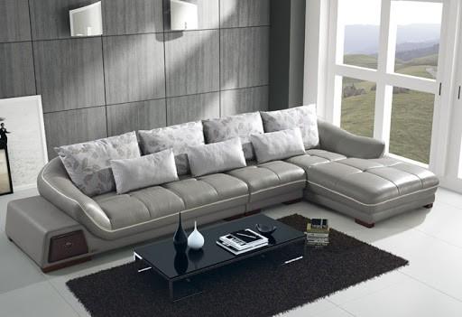 cách bố trí sofa và bàn trà hợp lý