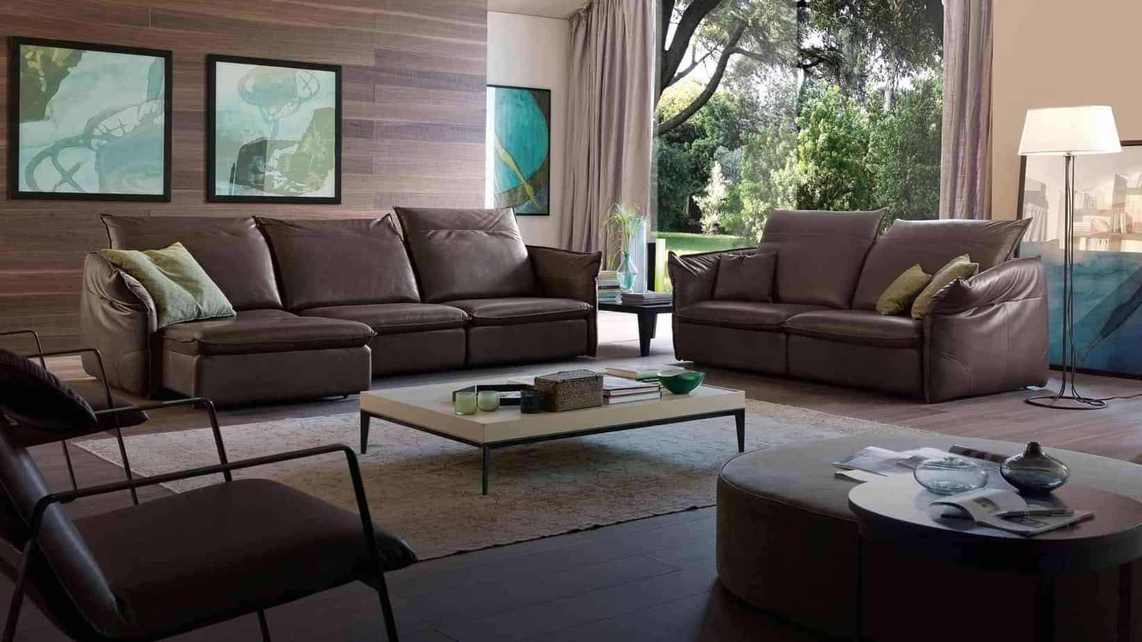 cách bố trí bàn trà và sofa cho phòng khách