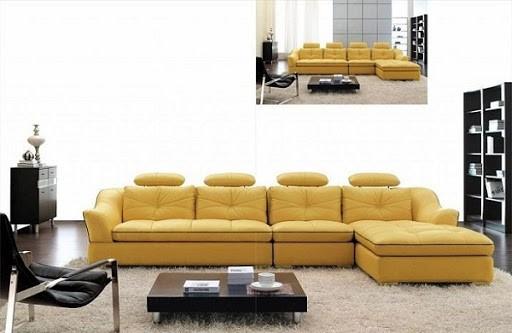mẫu bàn trà và sofa đẹp