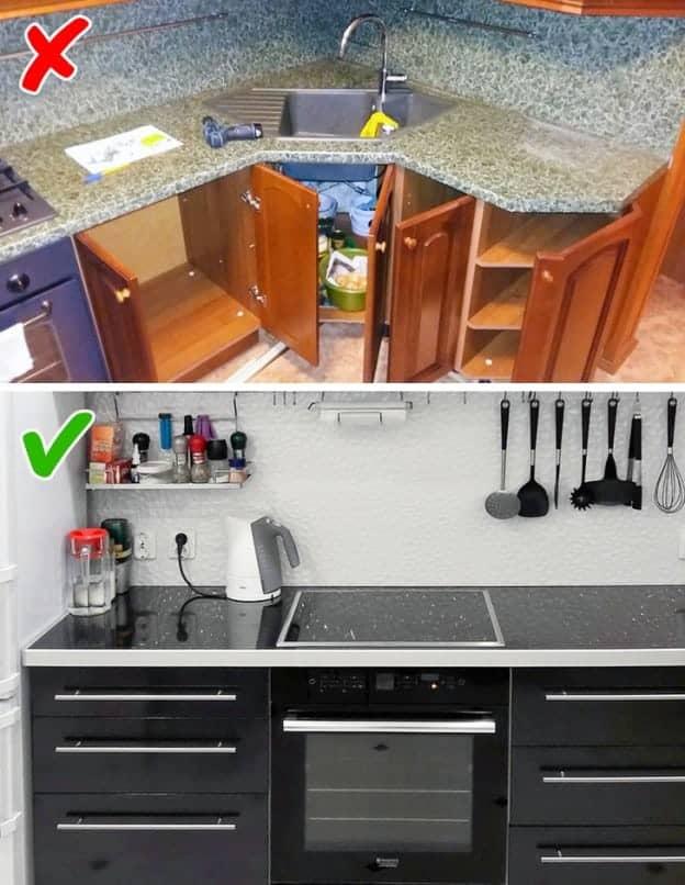 mẫu nội thất bếp