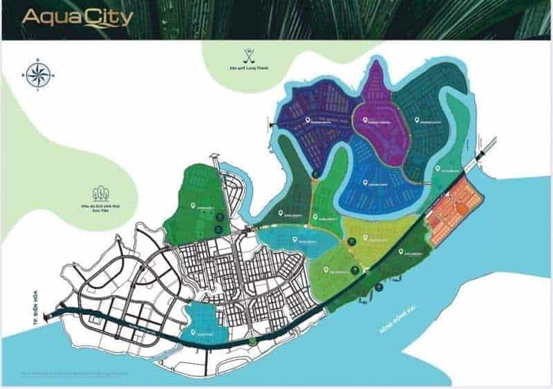 Hoàn Thiện Nhà Thô Aqua City Novaland Đồng Nai 1